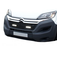 Lazer: Citroen Relay - Upper Grille with ST4 Lamps
