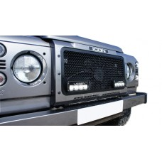 Lazer: LandRover Defender - Upper Grille with ST4 Lights