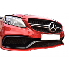 Mercedes AMG C63 (W205) - Front Grille Set