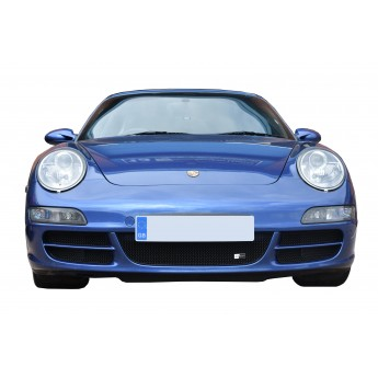 Porsche 997.1 + C4S - Conjunto de parrillas delanteras
