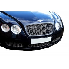 Bentley Continental GT Lower Grille  (Grill) Set