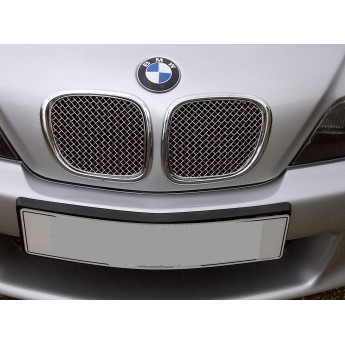 BMW Z3 Top Grille Set