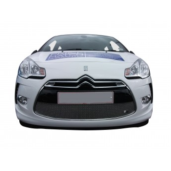 Citroen DS3 - Front Grille (With Chrome Surround Strip)