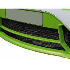 Ford Focus MK2 RS - Front Grille Set (Without Locking Mechanism)