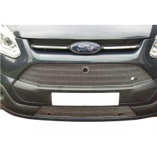 Ford Transit Custom - Front Grille Set (With Parking Sensors)