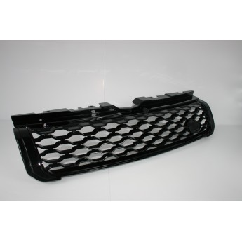 Range Rover Evoque Dynamic Java Black Gloss Front Grille Upgrade