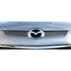 Mazda CX7 - Upper Grille Set