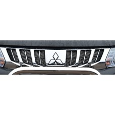 Mitsubishi L200 5th Gen - Upper Grille Set