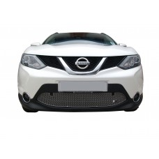 Nissan Qashqai (2.0 Diesel without Parking Sensors) - Lower Grille