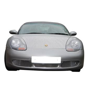 silbern Grillsatz Seiten/öffnung 1996 bis 2004 Zunsport Kompatibel mit Porsche Boxster 986