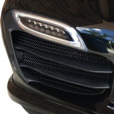 Porsche 991 Turbo S Gen 1 - Outer Grille Set