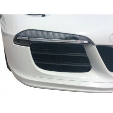 Porsche 991.1 GTS - Outer Grille Set (Without Parking Sensors)