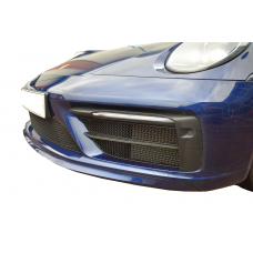 Porsche 992 Carrera (Sport Design Package) - Front Grille Set
