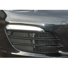 Porsche Boxster 981 - Outer Grille Set With Parking Sensors)