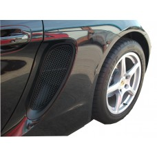 Porsche Cayman/Boxster 981 (All) - Side Vents Grille Set