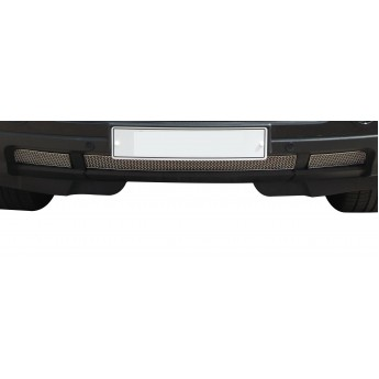 Range Rover Sport - Lower Grille Set - Silver finish