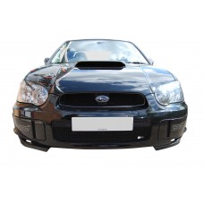Subaru Blob Eye - Front Grille Set (with Full Span Lower Grille)