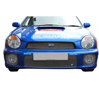 Subaru Impreza Bug Eye - Full Grille Set
