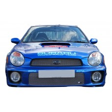 Subaru Impreza Bug Eye - Top and Lower Grille Set