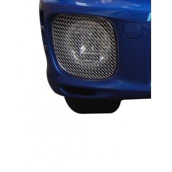 Subaru Impreza Bug Eye - Driving Lamp Protectors