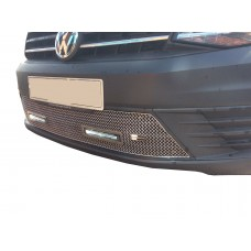 VW Caddy (2 Facelift) - Unterer Grill (DRL Grill)
