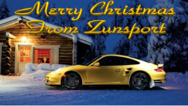 Merry Christmas From All At Zunsport