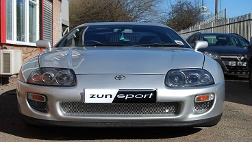 Discover Custom Grilles From The Specialist Team At Zunsport Team