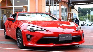 Toyota GT86 Facelift